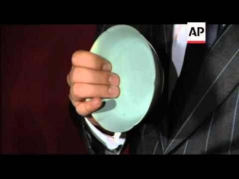 Sotheby's presser on sale of antique ceramic sold for $26 million