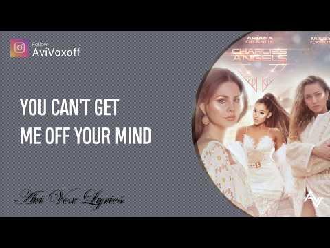 Ariana Grande, Miley Cyrus, Lana Del Rey - Don't Call Me Angel Lyrics - (Charlie's Angels)