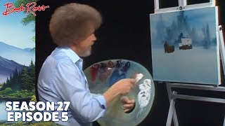 Bob Ross - Winter at the Farm (Season 27 Episode 5)