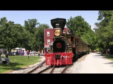 Steam Into History, 4-4-0 York #17 June 2016