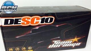 Team Durango DESC10 1/10th Shortcourse Truck - Unboxed