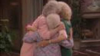 The Golden Girls - Final Scene