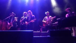 Edward Sharpe & The Magnetic Zeros -  When You're Young  - Islington Assembly Hall - 15 - 08 - 2016