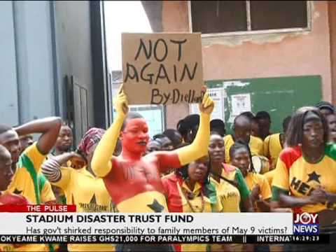 Stadium Disaster trust fund