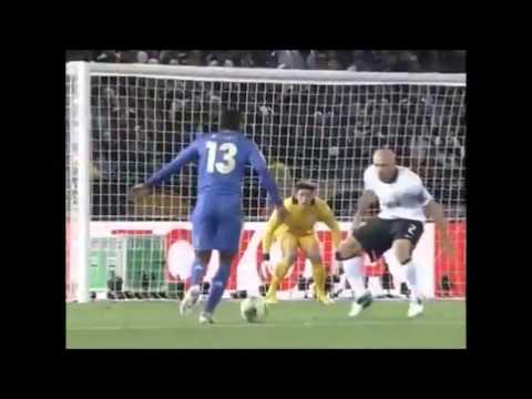 Cássio Ramos - One Man Show vs Chelsea