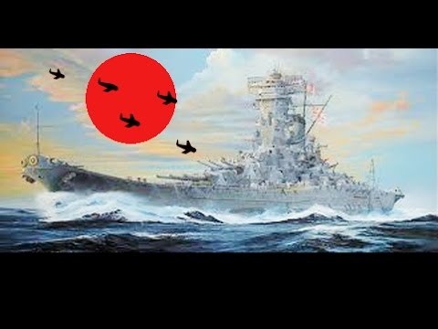 YAMATO-The biggest battleship ヤマト