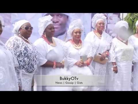 Reason People Gossip About Ooni Of Ife Wife :: Queen Naomi Live At Odun Aje