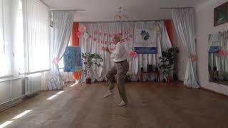 Джайв соло - победитель шоу Круче всех на Интере Александр Ковальчук