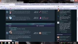 How To Complete The 15 Posts To Access Anime Download Area.avi