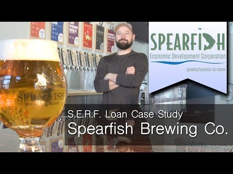 Spearfish Brewing - SERF Loan Case Study