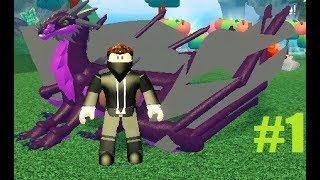 ROBLOX #285-I wychodowałem my own dragon?! -Dragon Adventures #1