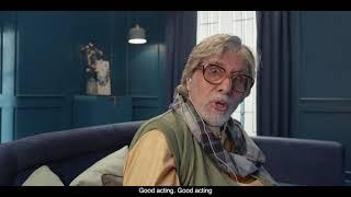 Tata Sky | Amitabh Bachchan | Film Critic Dada (Hindi) | #HarSceneKaMazaaLo