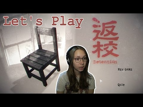 [ Detention ] Taiwanese point and click horror - Demo