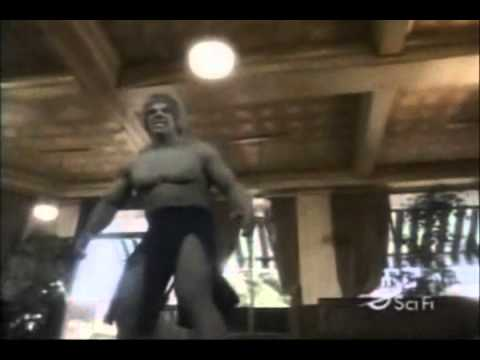 Incredible Hulk (tv series)-Hero