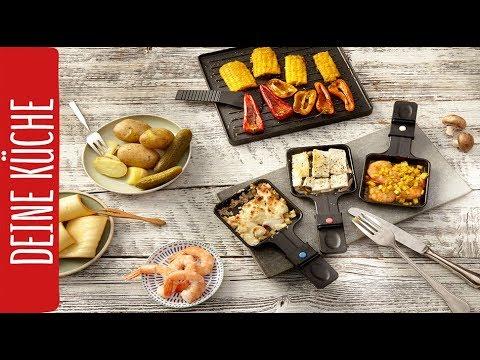 k stliche raclette variationen zu silvester rewe deine. Black Bedroom Furniture Sets. Home Design Ideas