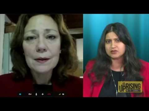 Uprising Excerpt of Laura Carlsen on Mexican President Pena Nieto Visit to the US