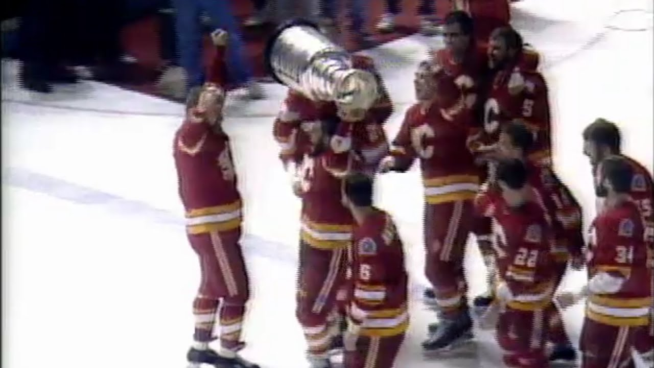 Classic: Flames @ Canadiens 05/25/89 | Game 6 1989 Stanley Cup Finals
