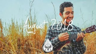 Indie/Pop/Folk Compilation - August 2018 (1½-Hour Playlist)