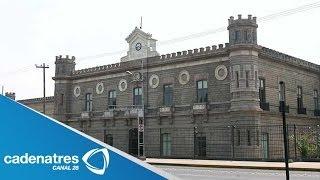 Secretos de la ex prisión de Lecumberri y enfermos de VIH en Semanal 28  23/03/14