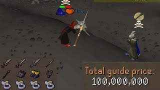 Making 100M GP In 1 Day From PKing | Max Set From Ags #54