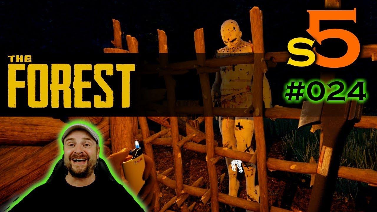 The Forest Das Spiel