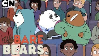 We Bare Bears | Chloe's Bear Presentation | Cartoon Network