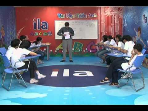 ILA - Vui Hoc Tieng Anh - Lesson: Describing things
