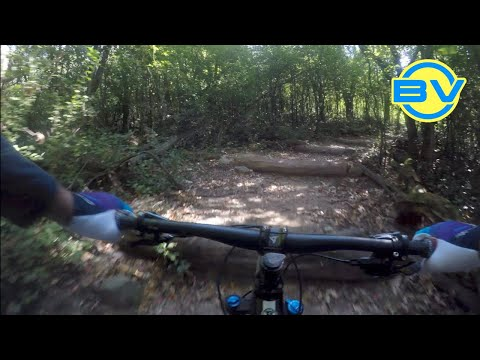 Lebanon Hills Big Boy Loops - Mountain Biking - Eagan, Minnesota