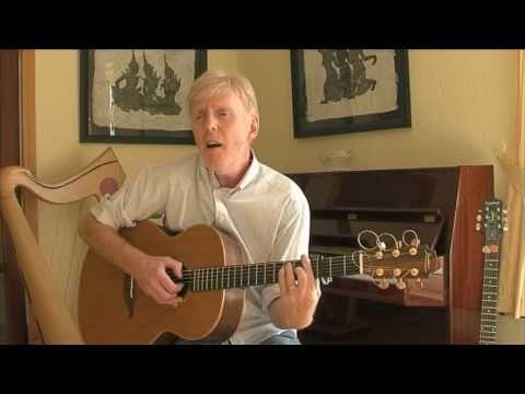 Guitar Tutorial - Red Is The Rose - Irish Folk Songs