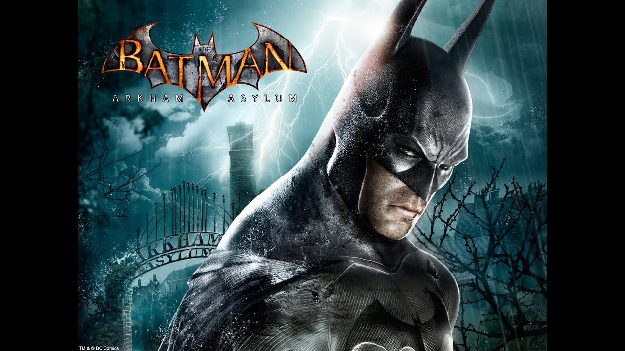 Resultado de imagen para batman asylum