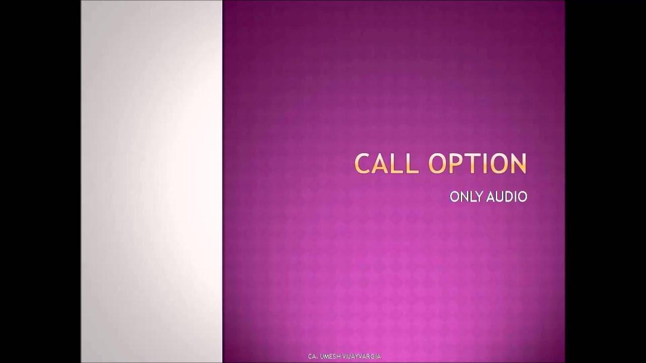 Options trading india youtube