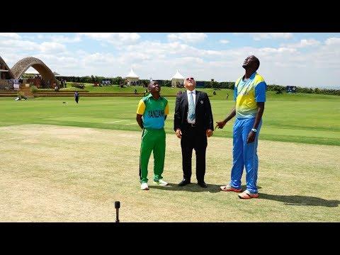 WT20 Africa B: Rwanda vs Tanzania Highlights