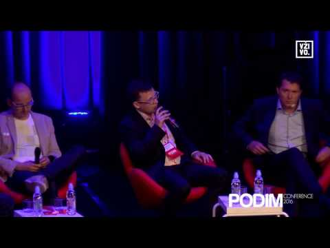 Who Is in Charge: Hustler, Hacker or Hipster?  – Panel Discussion – PODIM Conference 2016