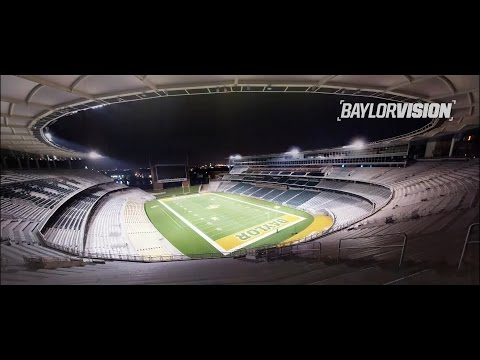 Baylor Football: Intro Video 2015