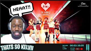 f(x) 에프엑스 '첫 사랑니 (Rum Pum Pum Pum)' MV | REACTION