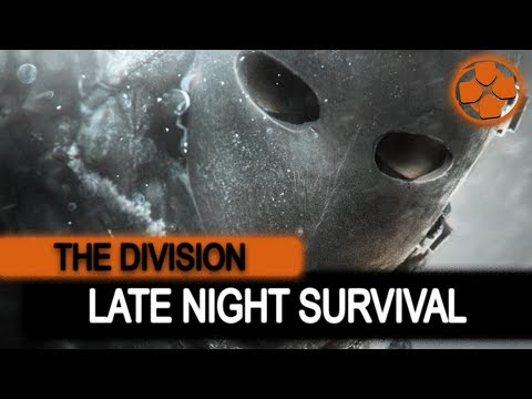 The Division 🔴 PVP Survival | Late Night Grind | Giveaway Tomorrow Night | PC Gameplay 60fps