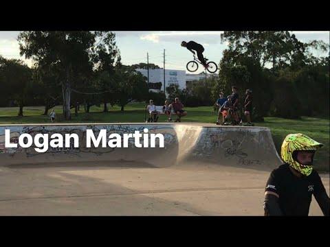 Logan Martin ,Jack Fahey and Utah Rejtano at Bargara skatepark