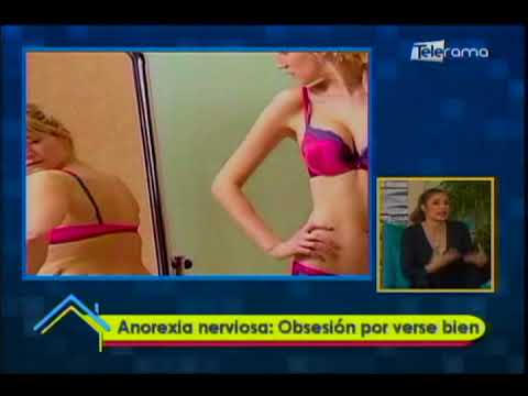 Anorexia nerviosa: Obsesión por verse bien
