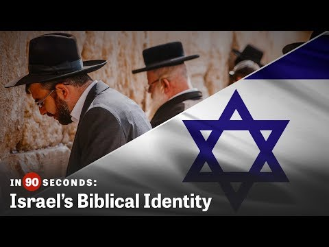 Israel's Biblical Identity | In 90 Seconds