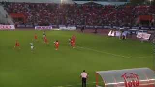 Correcaminos gana 2-1 al León en la ida de final del Ascenso