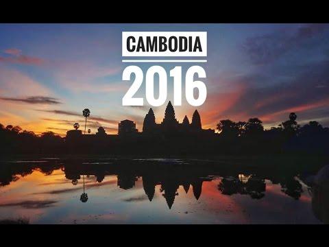 Cambodia Travel Video
