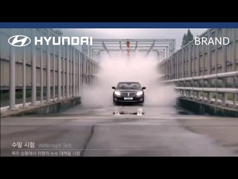 Hyundai | Car Production Process