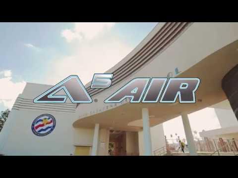 Городской самокат с надувными колесами 200 мм RAZOR A5 Air для взрослых и детей