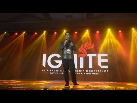 Ignite: 2017 Asia Pacific Discipleship Conference