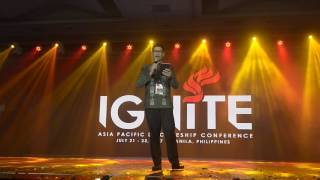 Ignite: 2017 Asia Pacific Discipleship Conference