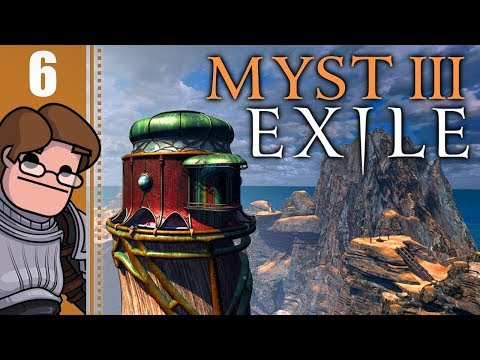 Let's Play Myst III: Exile Part 6 (Patreon Chosen Game)