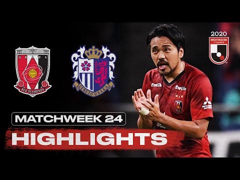 Urawa C-Osaka Goals And Highlights