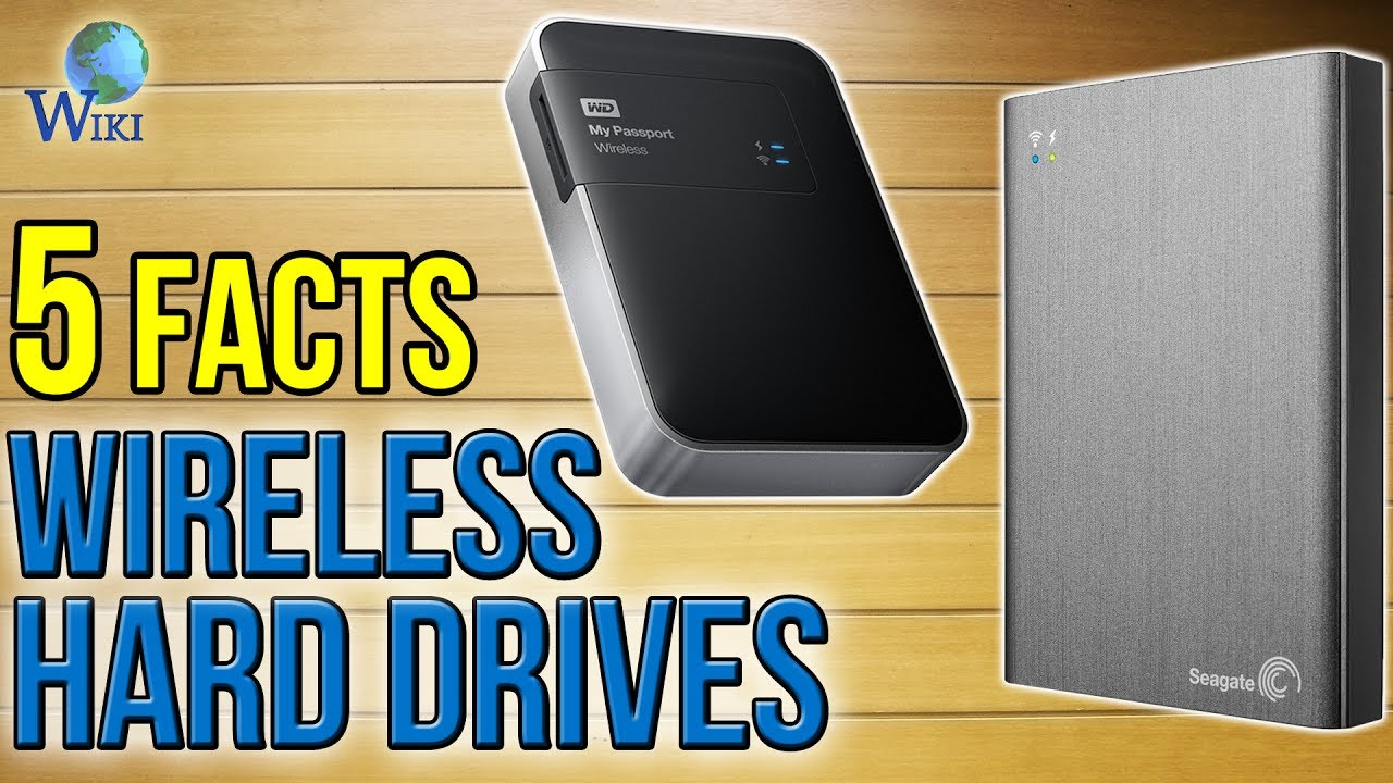 Top 9 Wireless Hard Drives of 2019 | Video Review