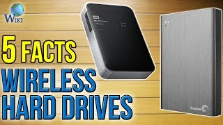 Wireless Hard Drives: 5 Fast Facts