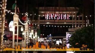 Bayside Marketplace,  Miami Florida - MiamiTravelGuide.info